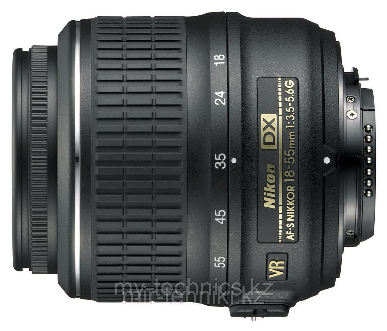Объектив Nikon Nikkor AF 18-55mm G