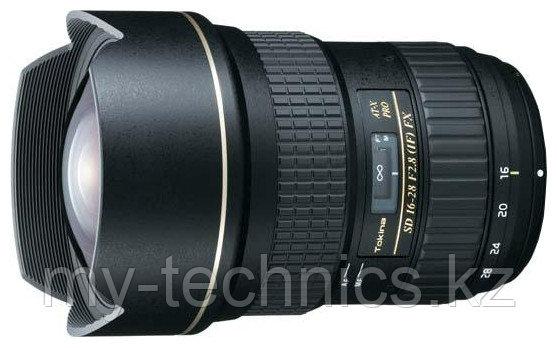 Объектив Tokina AT-X 16-28mm F2.8 PRO FX для Canon