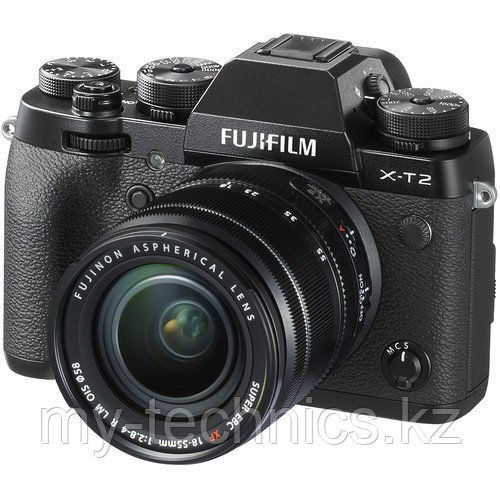 Fujifilm X-T2 + Fujinon XF 18-55mm f/2.8-4 R LM OIS