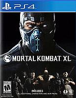 Mortal Kombat XL для Sony  Playstation 4