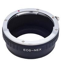 Переходник Canon EOS EF Lens на Sony E Mount NEX