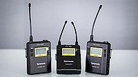 Петличный микрофон Saramonic UwMic 9 Dual