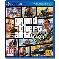 Игра GTA 5 для Sony Playstation 4