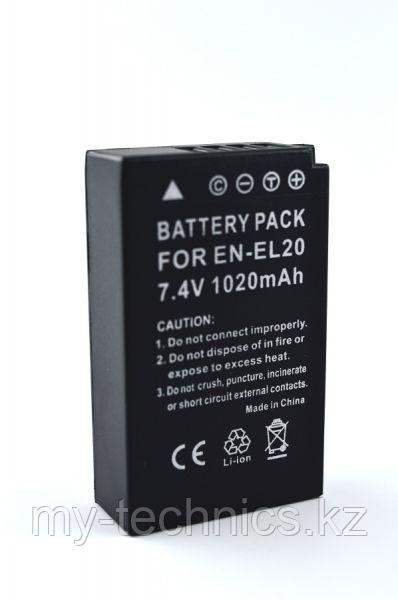 Аккумулятор  DMK EN-EL20