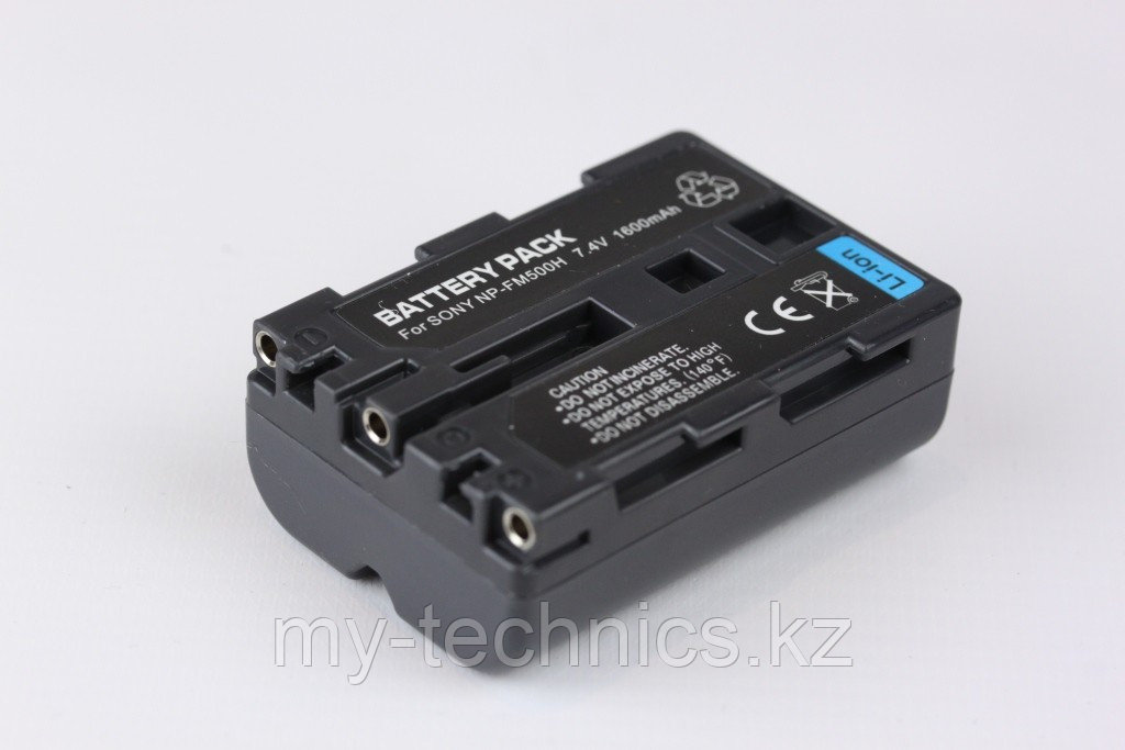 Аккумулятор DMK NP-FM500H