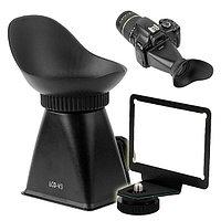 Видоискатель на дисплей для фотоаппарата
