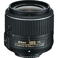 Nikon AF-S DX 18-55mm F/3.5-5.6 G VR