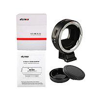 Переходник с поддержкой автофокуса Viltrox EF-NEX IV Canon EF lens to Sony E Mount  Full Frame, фото 1