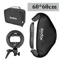 Софтбокс Godox SFUV6060 для накамерных вспышек, фото 1