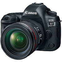Фотоаппарат Canon 5D Mark IV kit EF 24-70mm f/4.0L IS USM
