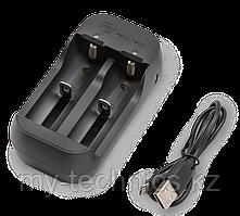 Feiyutech Gimbal Зарядное устройство для 16340/18350/18650 и 22650 Аккумуляторы 900 мАч 3.7