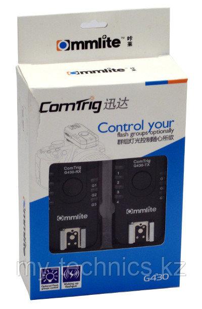Радиосинхронизатор CommLite ComTrig CT-G430 для Nikon