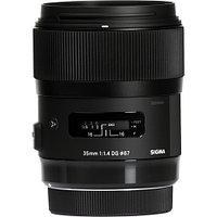 Sigma 35mm f/1.4 DG HSM Art Canon, фото 1