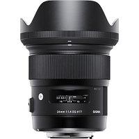 Объектив Sigma 24mm f/1.4 DG HSM Art for Nikon