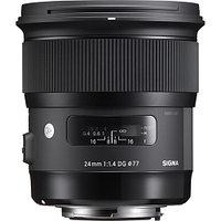 Объектив Sigma 24mm f/1.4 DG HSM Art for Canon