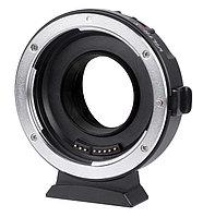 Адаптер Viltrox EF-M1 для Canon EF на байонет Micro 4/3, фото 1