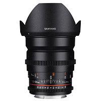 Samyang 24mm T1.5 ED AS UMC VDSLR II Canon EF