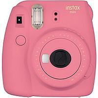 Fujifilm Instax Mini 9 (Flamingo Pink)