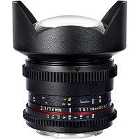 Samyang 14mm T3.1 ED AS IF UMC VDSLR II Canon EF