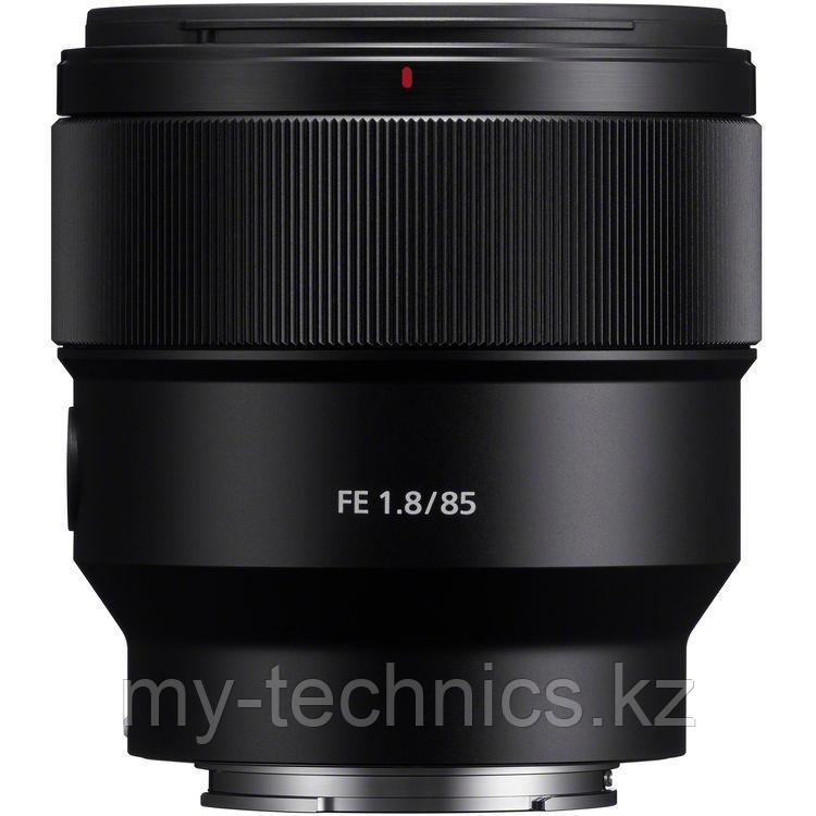 Объектив Sony FE 85mm f/1.8 (SEL85F18 E Mount, Full-Frame)