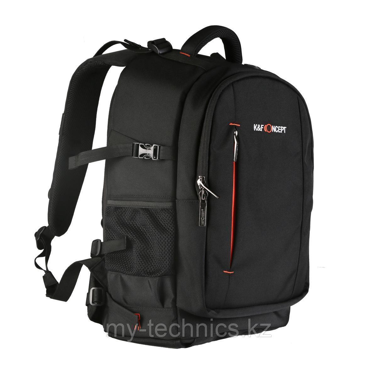 K&F Concept Nylon Multifunctional camera backpack L V5 (KF13.025)