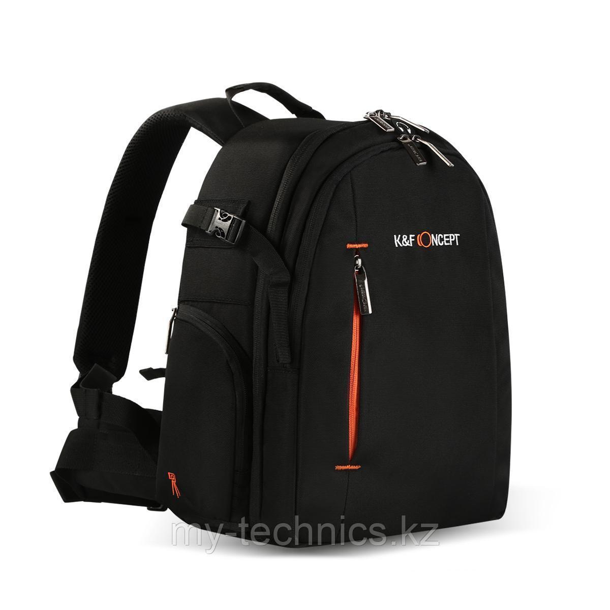 K&F Concept Nylon  Multifunctional camera backpack S V4 (KF13.026)