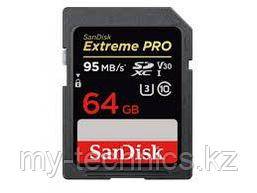 SanDisk Extreme Pro SDHC UHS-I 64Gb 95MB/s