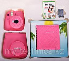 Подарочный набор Fujifilm Instax mini 9 Pink