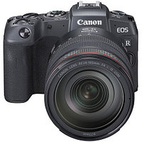Фотоаппарат Canon EOS RP kit RF 24-105mm f/4L IS USM + Mount Adapter Canon EF-EOS R, фото 1