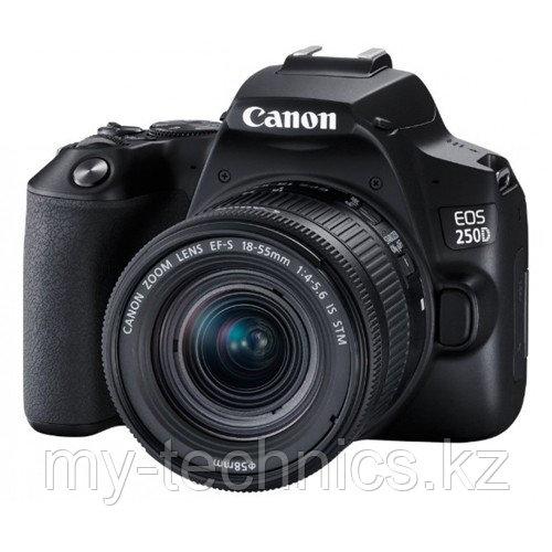 Фотоаппарат Canon 250D kit 18-55mm f/3.5-5.6 III гарантия 1 год