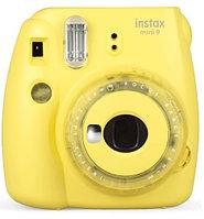 Fujifilm Instax Mini 9 (Clear Yellow)