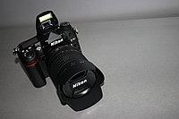 Фотоаппарат Nikon D7000 kit (18-105) VR + Батарейный блок