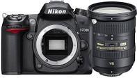 Фотоаппарат Nikon D7200 kit AF-S DX NIKKOR 18-200mm f/3.5-5.6G ED VR II + Батарейный блок