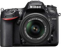 Фотоаппарат Nikon D7200 kit 18-55mm f/3.5-5.6 G VR + Батарейный блок