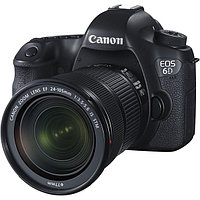 Фотоаппарат Canon EOS 6D kit 24-105 mm IS STM WI-FI + GPS + Батарейный блок