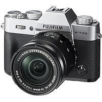 Fujifilm X-T20 kit (16-50mm f/3.5-5.6 OIS II) Silver, фото 1