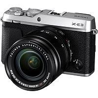 Fujifilm X-E3 kit (XF 18-55mm f2.8-4.0) Silver