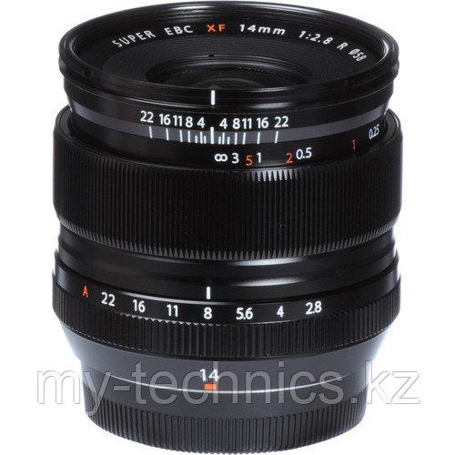 Fujifilm Fujinon XF 14mm F2.8 R Black