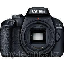 Фотоаппарат Canon EOS 4000D Body