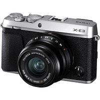 Fujifilm X-E3 kit XF 23mm f/2 R WR Silver