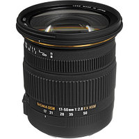 Объектив Sigma 17-50mm f/2.8 EX DC OS HSM for Canon