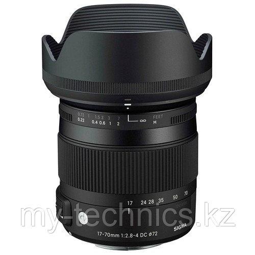 Sigma 17-70mm f/2.8-4 DC Macro OS HSM for Nikon