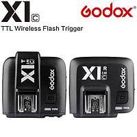 Радиосинхронизатор Godox X1-N для Nikon