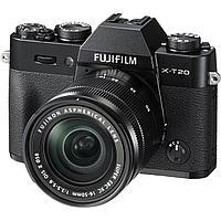 Fujifilm X-T20 kit (16-50mm f/3.5-5.6 OIS II)  Black