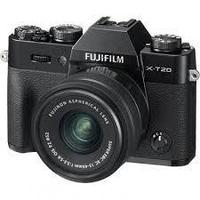 Fujifilm X-T20 kit XC 15-45mm F3.5-5.6 OIS PZ  Black