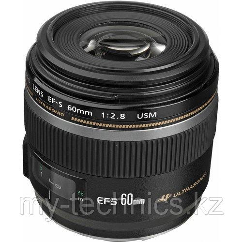 Объектив Canon EF-S 60mm F/2.8 Macro USM