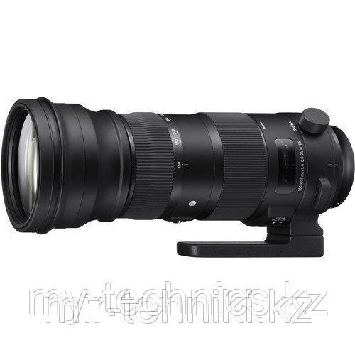 Объектив Sigma 150-600mm f/5-6.3 DG OS HSM Sports Lens for Nikon