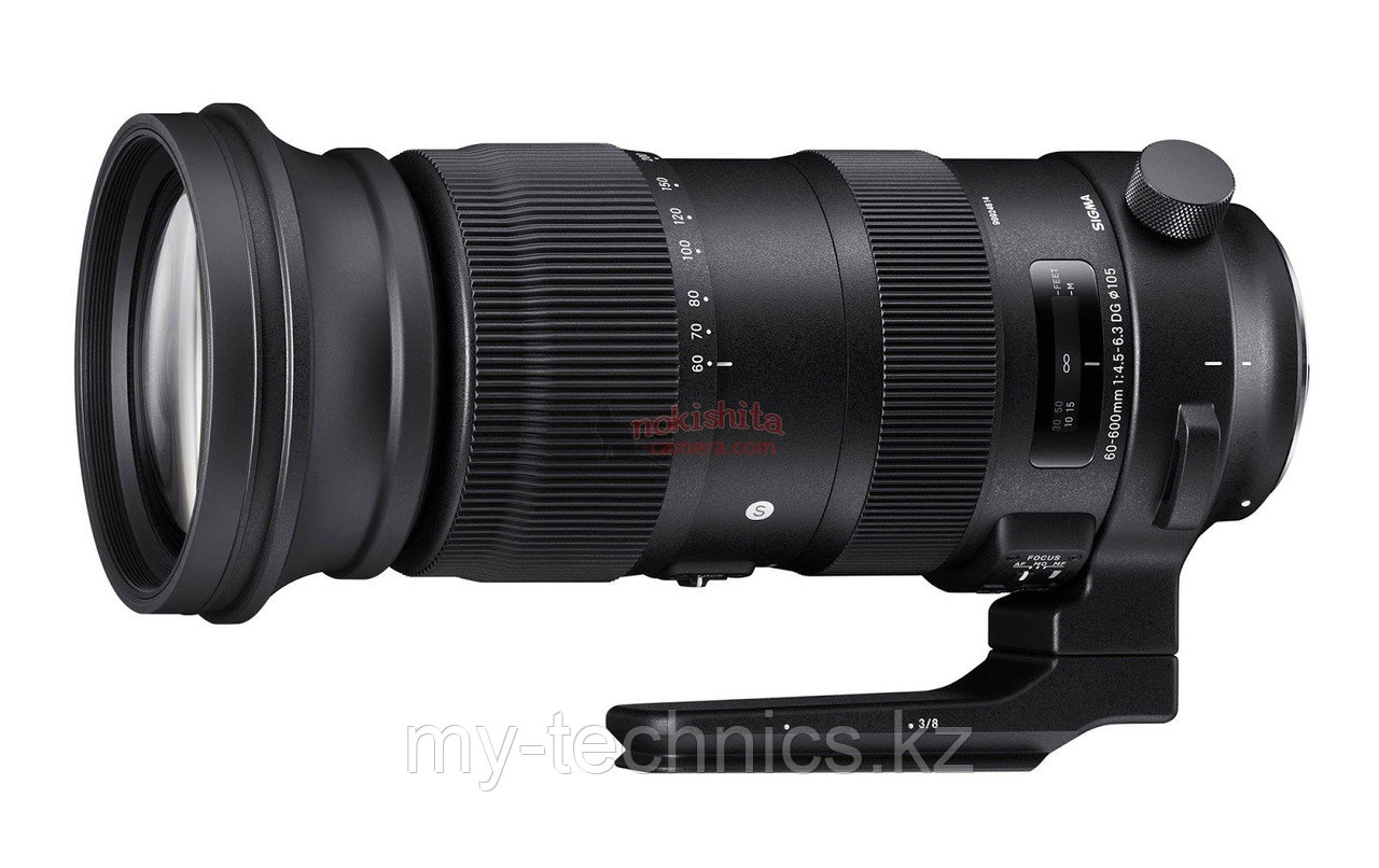 Объектив Sigma 60-600mm f/4.5-6.3 DG OS HSM Sports for Nikon