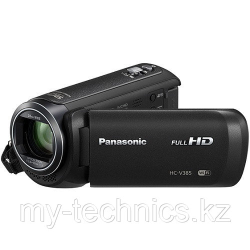 Видеокамера Panasonic HC-V385 Black