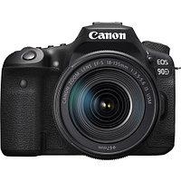 Фотоаппарат Canon EOS 90D kit 18-135mm f/3.5-5.6 IS USM, фото 1